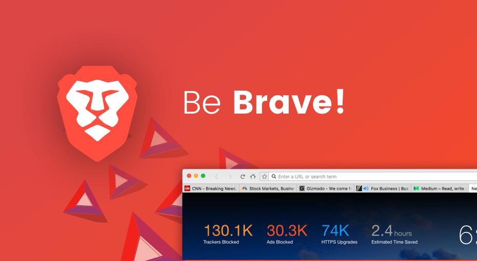 Brave: Ο browser που σας πληρώνει όταν σερφάρετε